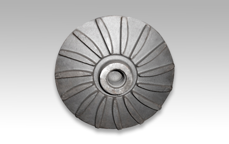 Pump Impeller High Chromium Steel