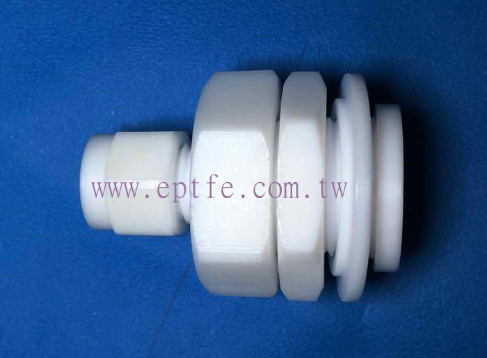 PTFE union joint